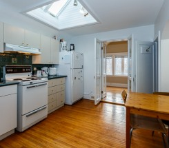 Queen's University student rental apartment house kingston